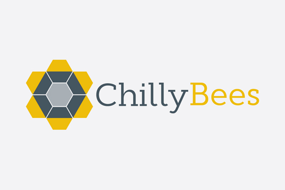 Logo Design Plymouth: Chilly Bees Logo